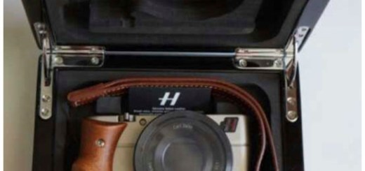 Hasselblad Stellar camera box and strap | Photo Rumors