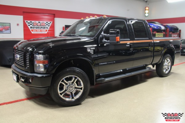 2008 Ford F-250 Super Duty Lariat Harley Davidson Alliance Package