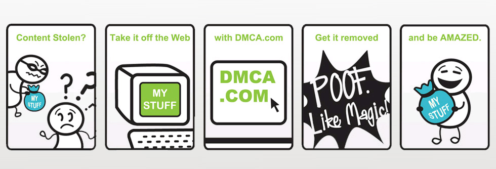 DMCA Takedown Services - Get Stolen Content Removed