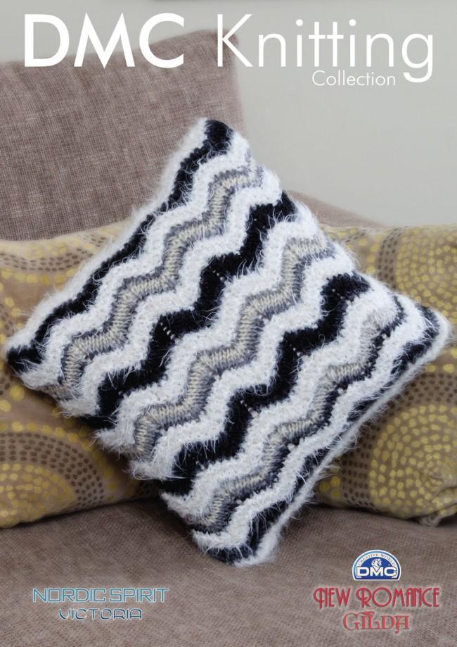 Cushion Cover Knitting Pattern
