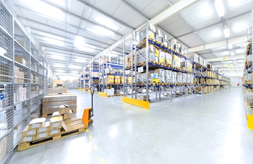 As the supply chain evolves, logistics companies do more to keep up