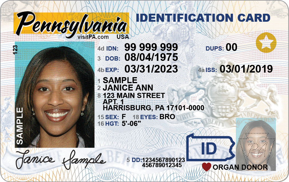 REAL ID Images