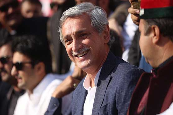 No objection on disqualification for lifetime, Tareen responses to - has no objection