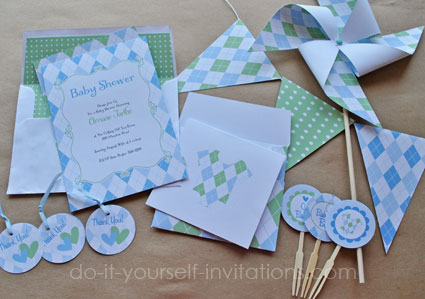 Print Your Own Invitation Kits Print Your Own Wedding