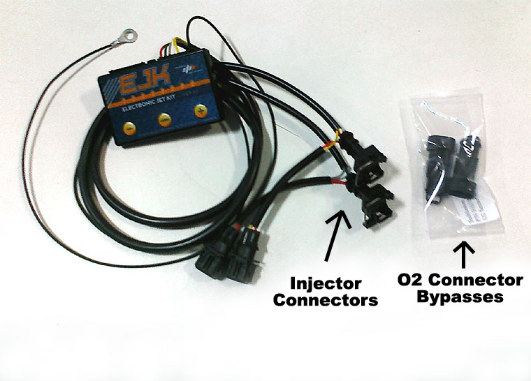 EFI - Electronic Fuel Injection Controllers - ATVs, UTVs