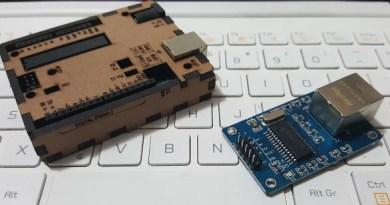 enc28j60 Arduino