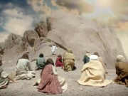 The Bible: The Epic Miniseries Blu-ray screen shot 13