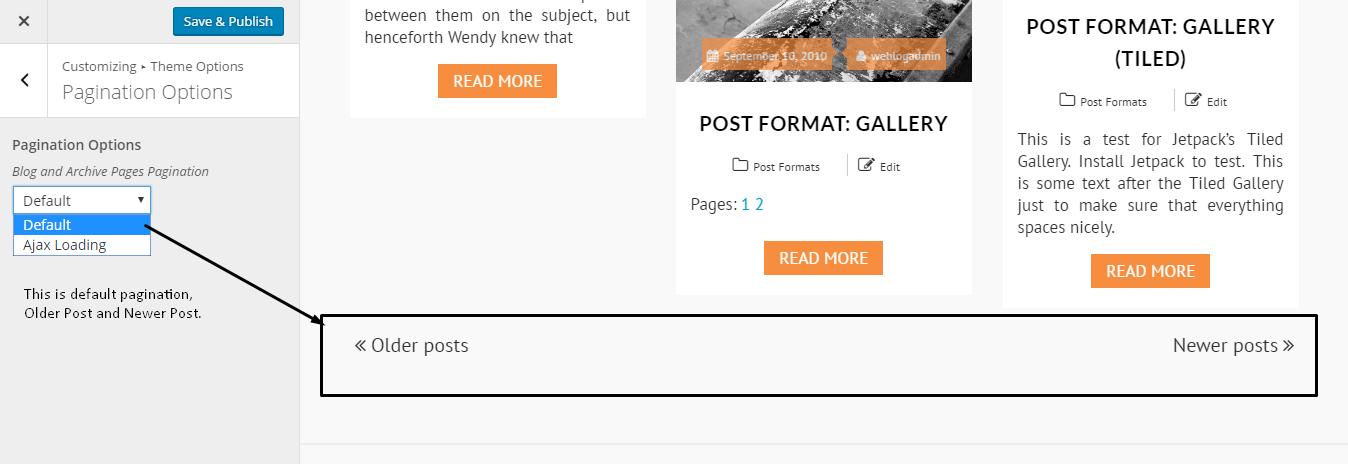 default-pagination
