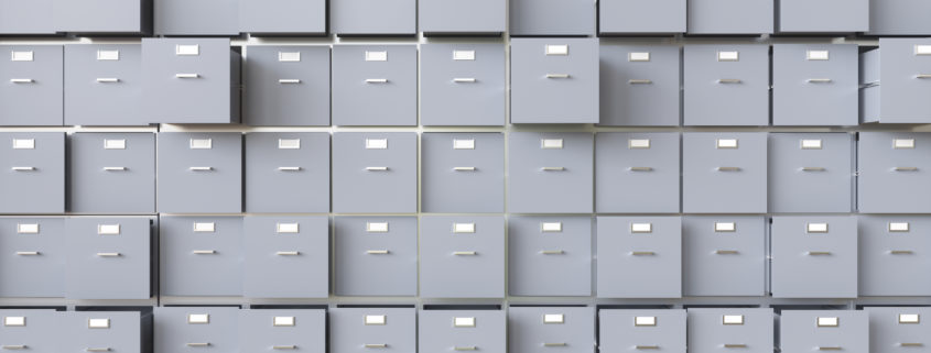 How does your organization respond to the digital archiving