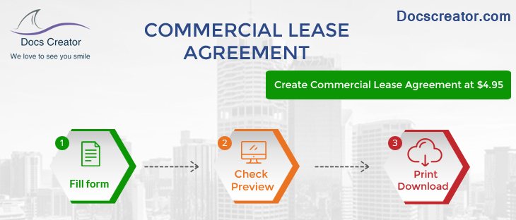 How to make a Commercial Lease Agreement - Online Legal Document