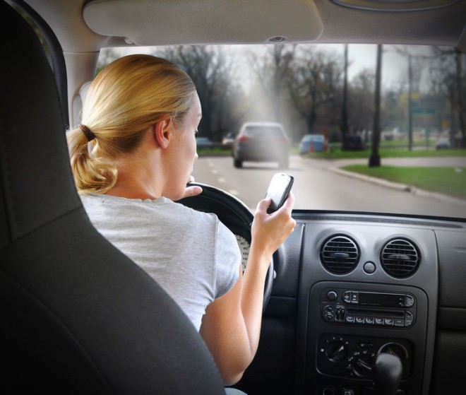 Distracted Driving - Spreading the Word May Save Lives