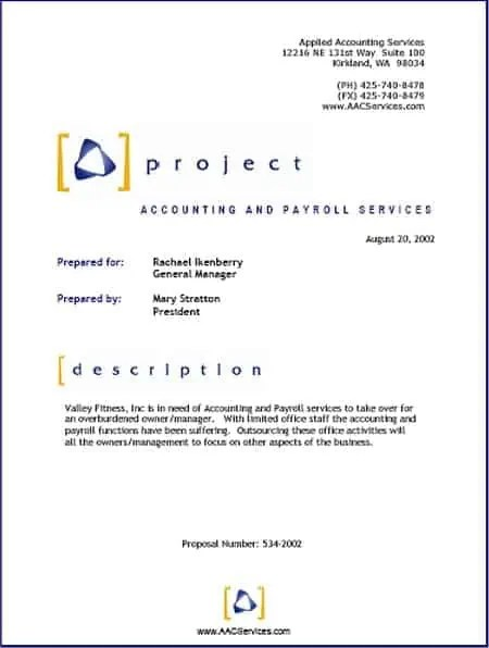 Top 5 Resources To Get Free Project Proposal Templates - Word - proposal for a project