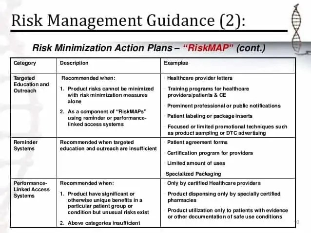 Top 5 Resources To Get Free Risk Management Plan Templates - Word - risk management plan template