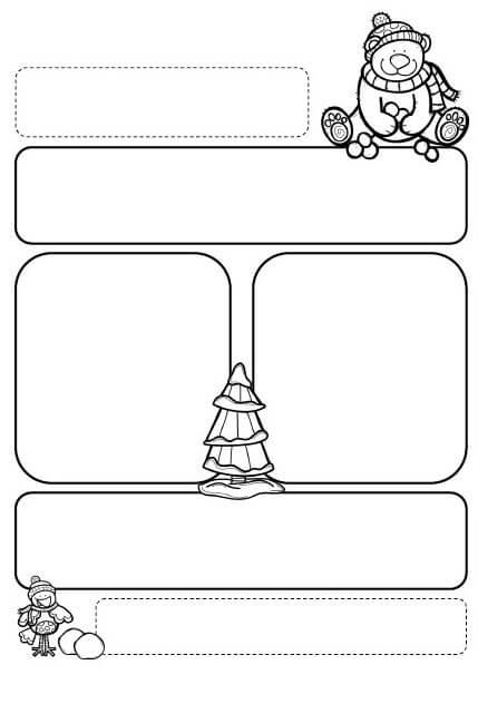 16+ Preschool Newsletter Templates - Easily Editable and Printable - preschool newsletter template