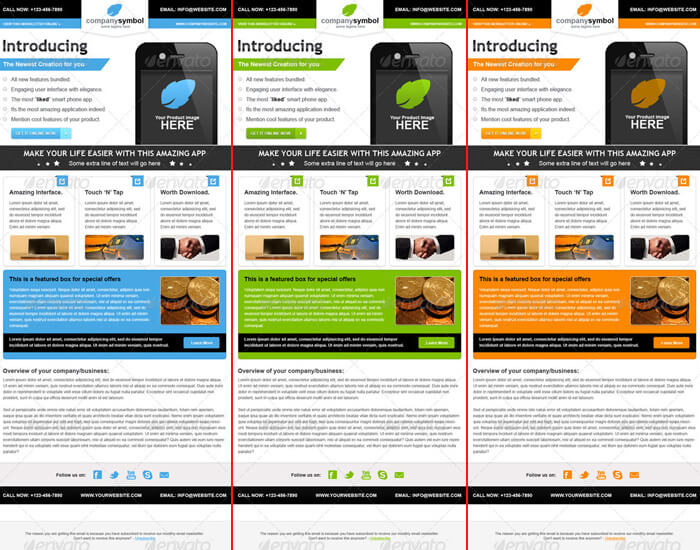 Email Newsletter Template Cvfreepro - How to create an email newsletter template