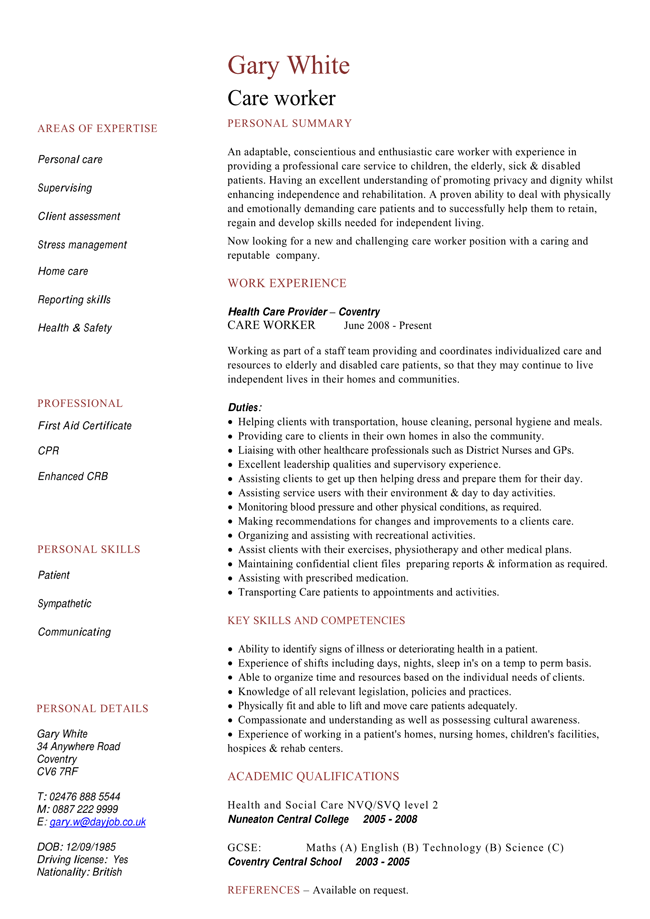 free printable resume templates samples