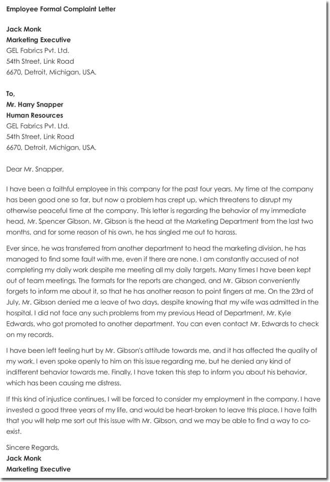 25+ Formal Business Letter Templates - Samples  Formats - formal excuse letter