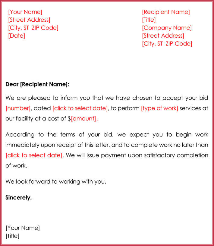 Sample Marketing Letters - 20+ Formats for Sales  New Business