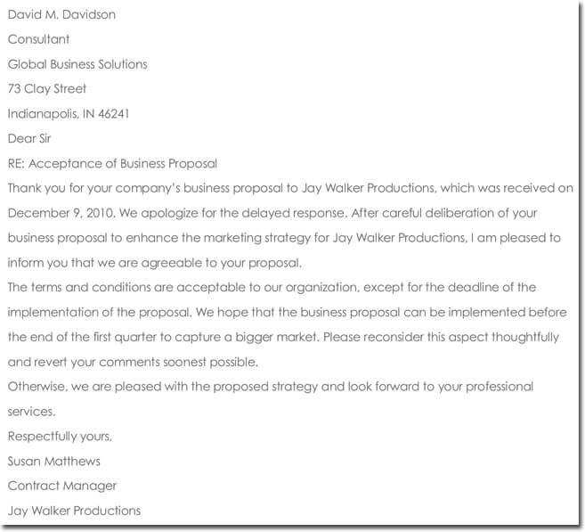 25+ Formal Business Letter Templates - Samples  Formats