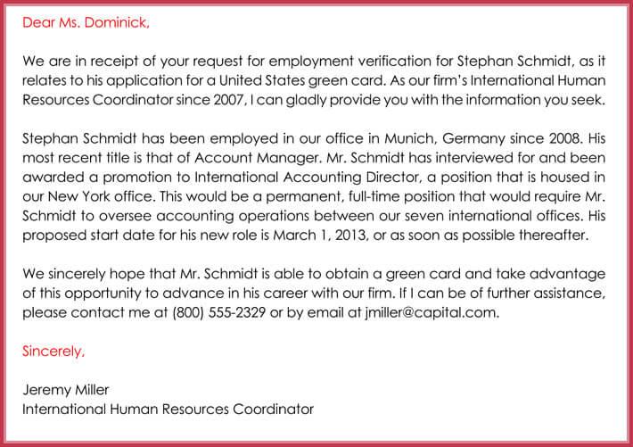 Employment Verification Letter - 13+ Samples  Formats in Word, PDF - previous employment verification letter