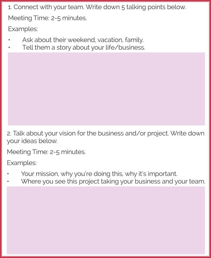 Business Meeting Agenda Templates - 9+ Best Samples in PDF  Word - how to write an agenda template
