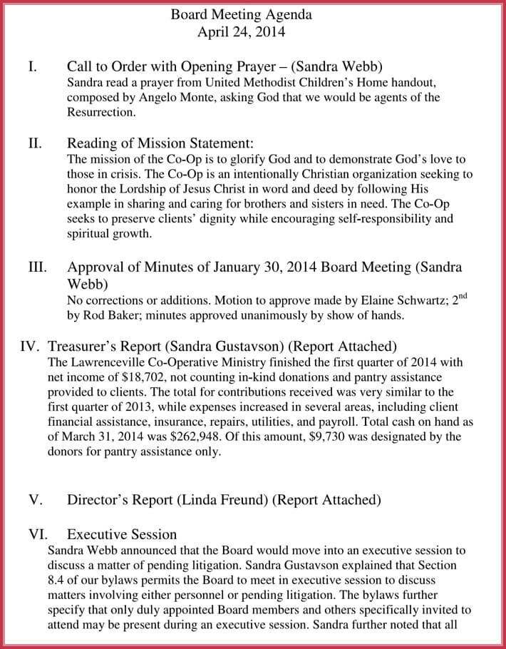 Client Meeting Agenda Template - 10+ Samples, Formats in PDF - format for an agenda