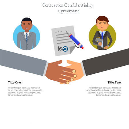 Free Printable Document Templates of Any Type - contractor confidentiality agreement