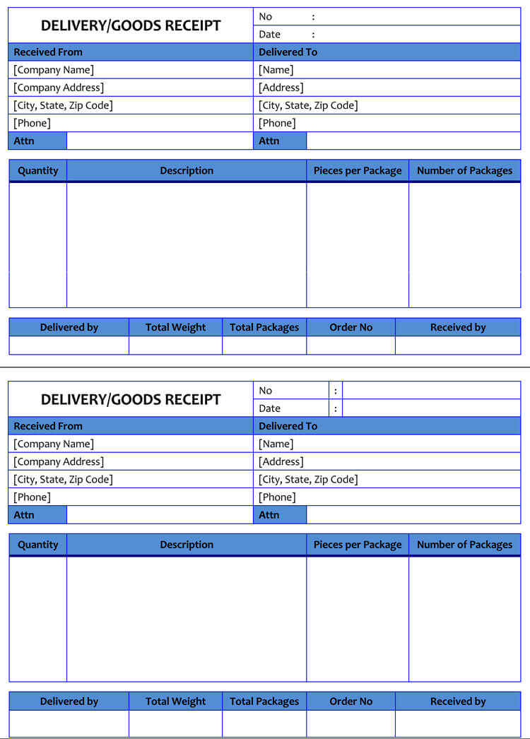 12+ Free Sales Receipt Templates (Word, Excel, PDF)