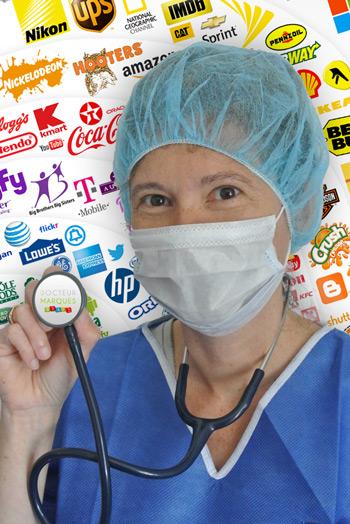 docteur marque stratégie des marques