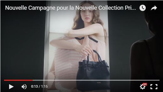 Film Repetto Printemps été 2016