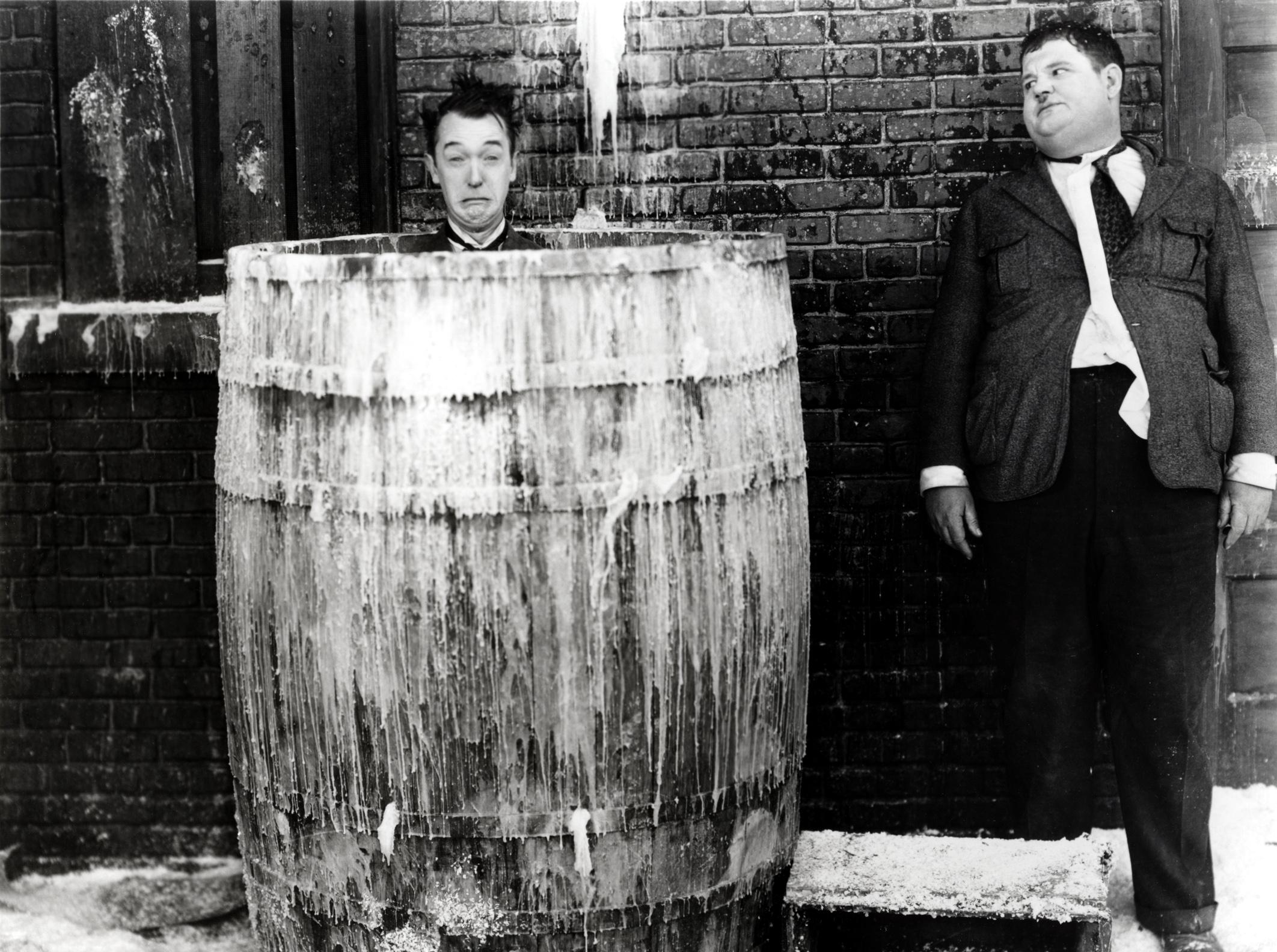 Fall Scenes Wallpaper Laurel And Hardy