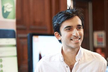 James Gupta, CEO & Founder of Synap