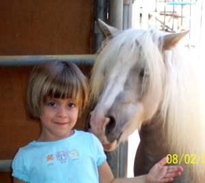 Horse.olivia & Nugget