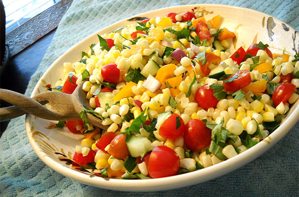 Corn-Salad-Five-quick-and-healthy-recipes-for-doctors