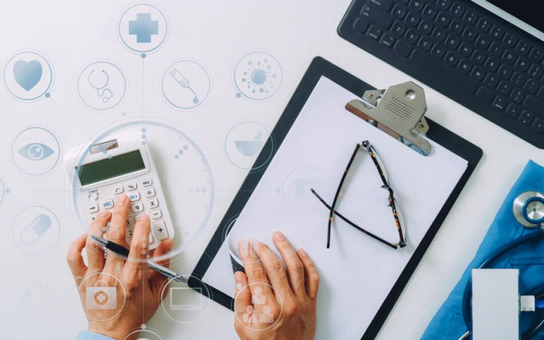 reduzir custos da clínica médica