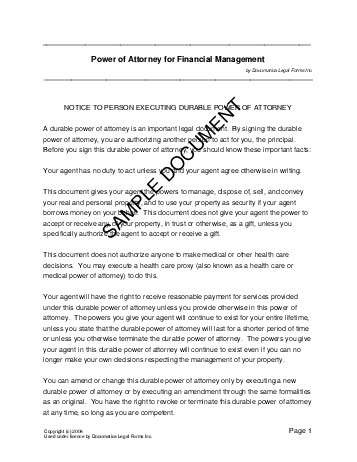 Power of Attorney (Mexico) - Legal Templates - Agreements - sample medical power of attorney form example