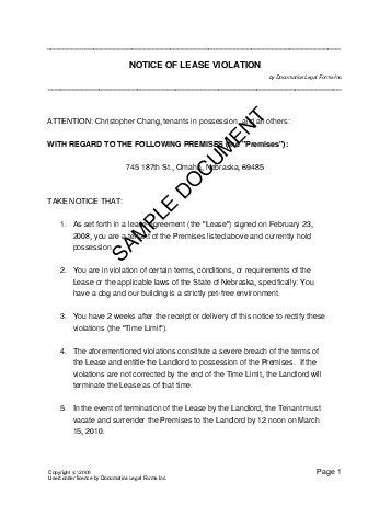 free indiana lease agreement template