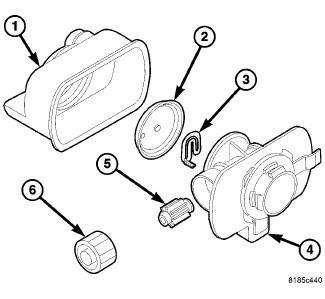 small engine fuel filter with check valve