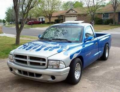 Custom Paint - Dodge Dakota Forum