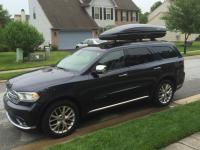 Roof rack cargo box suggestions