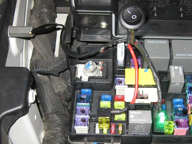 Three TIPM Fuel Pump Relay Repair Options for 2011 Durango/JGC