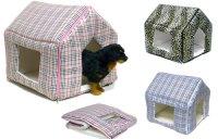 Designer Indoor Dog House/Bed