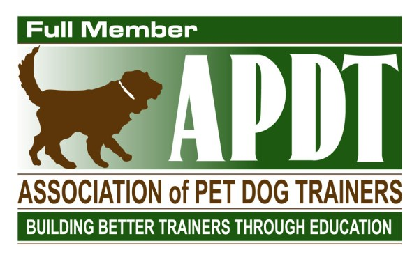Full membership with the Association of Pet Dog Trainers