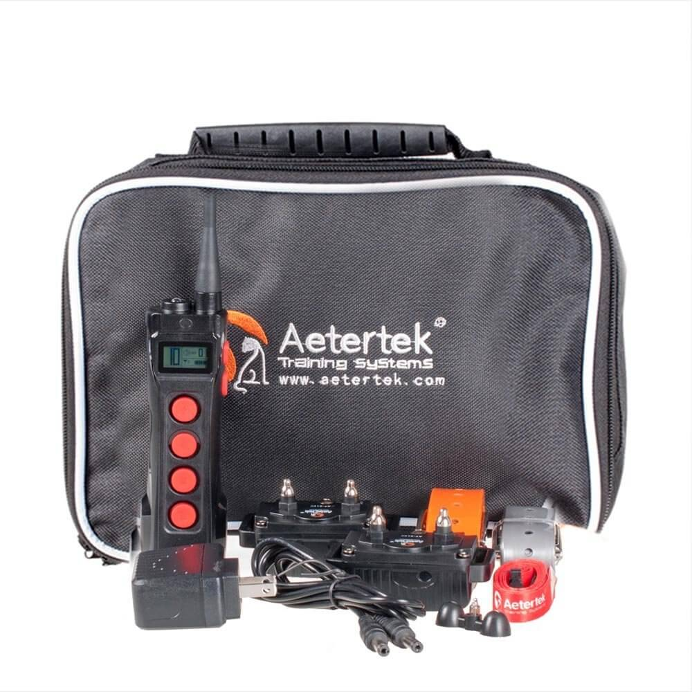 Aetertek At-219 best dog shock collar