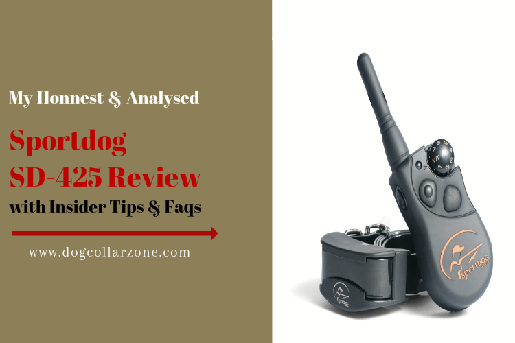 Sportdog SD-425 Review with Insider Tips Faq