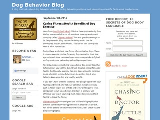 Dog Behavior Blog