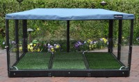 Pet Patio Potty Features - Doggy Solutions