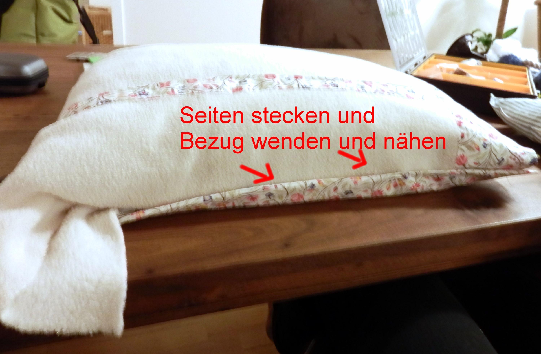 Decke And Kopfkissen F252;r Den Hund Selber N228;hen Von Corinna