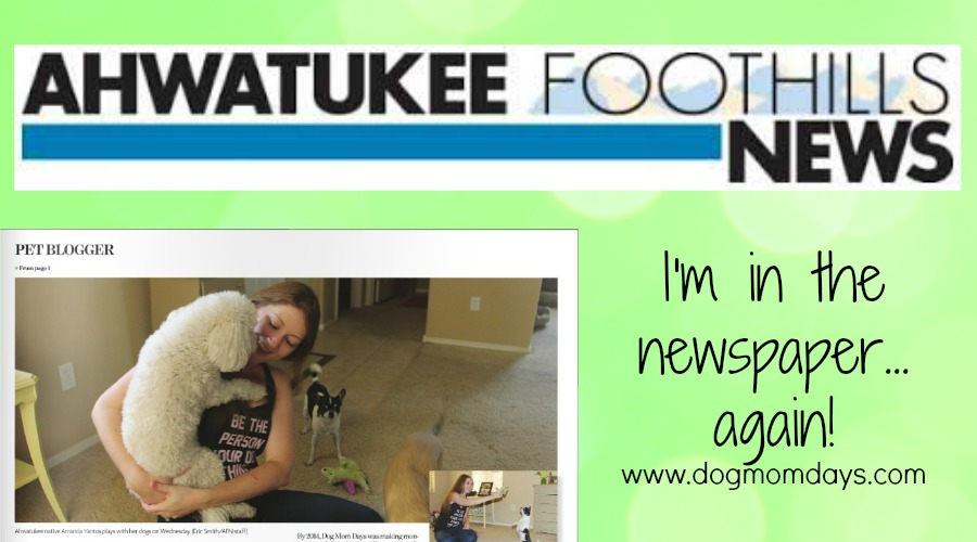 I'm in the Ahwatukee Foothills News…Again!