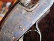 Purdey .303 Double Barrel Underlever Rifle